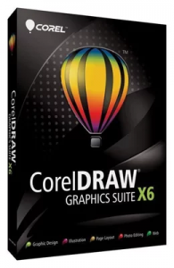 CorelDRAW Graphics Suite X6 图形设计软件